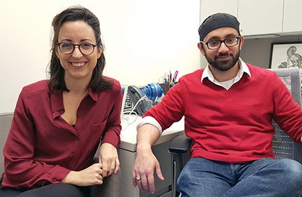 Imam and Maggi LR